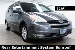 2004_Toyota_Sienna_XLE Rear Entertainment System Sunroof_ Portland OR