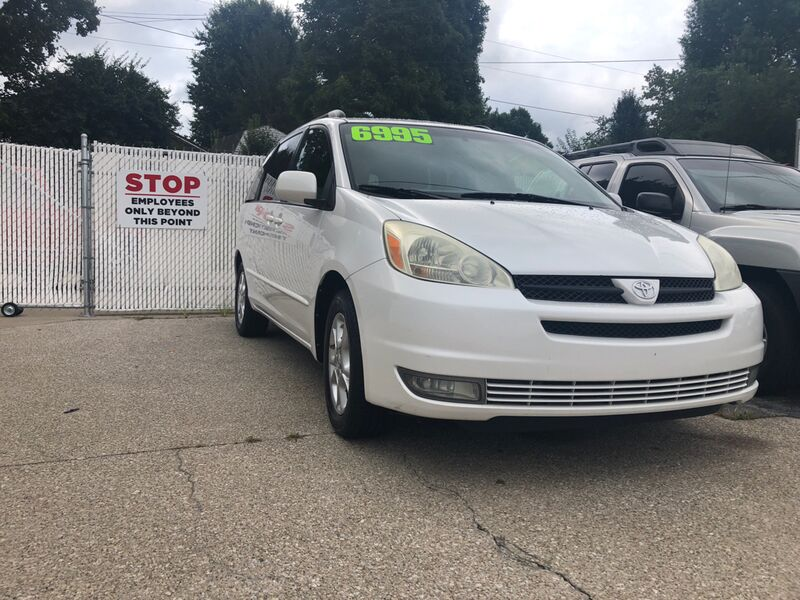2004 Toyota Sienna XLE Richmond KY ...