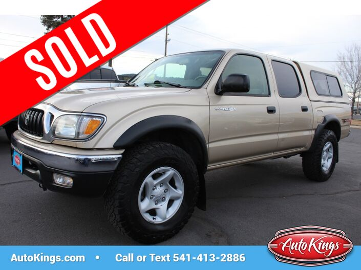 2004 Toyota Tacoma DoubleCab V6 4WD Bend OR