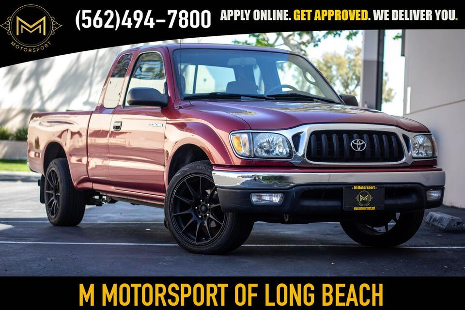 2004_Toyota_Tacoma Xtracab_Pickup 2D 6 ft_ Long Beach CA