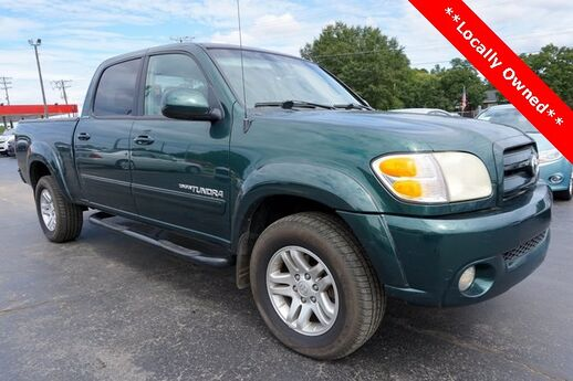 2004 Toyota Tundra Limited Moore SC