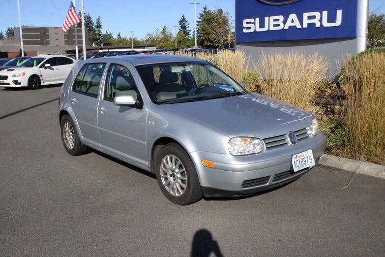 2004 Volkswagen Golf GLS Seattle WA