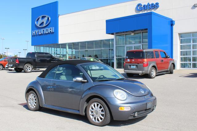 2004 Volkswagen New Beetle 2dr Convertible GLS Auto Richmond KY
