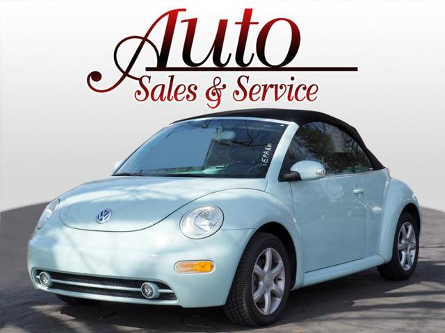 2004 Volkswagen New Beetle Convertible GLS Indianapolis IN