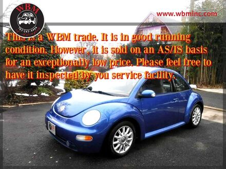 2004_Volkswagen_New Beetle_GLS_ Arlington VA