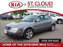 2004_Volkswagen_Passat_W8 4Motion_ St. Cloud MN