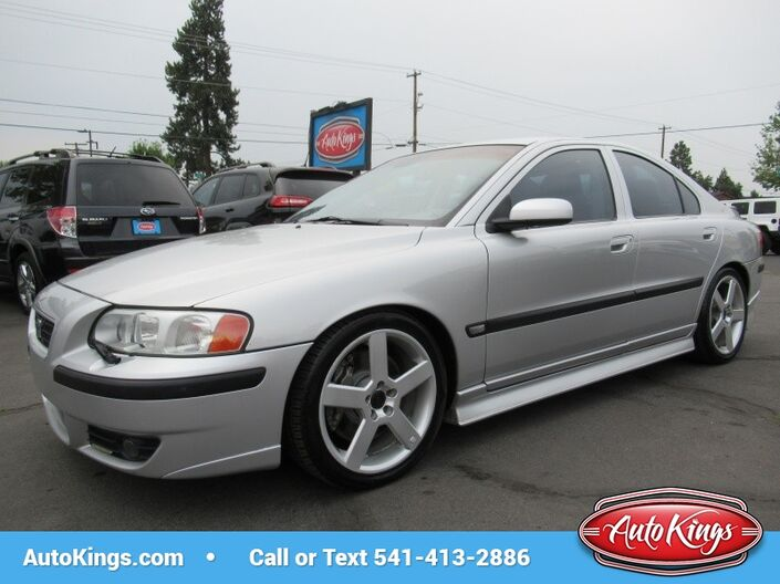 2004 Volvo S60 2.5L Turbo R AWD Manual w/Sunroof Bend OR
