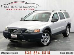 2004_Volvo_V70_2.5L Turbocharged I5 Engine AWD XC70 Cross Country WAGON w/ Sunroof, Leather Seats, Roof Rails_ Addison IL