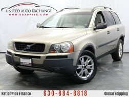 2004_Volvo_XC90_2.9L Twin Turbo Engine AWD w/ 3rd Row Seats, Sunroof, Power & He_ Addison IL