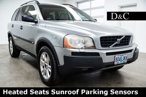 2004_Volvo_XC90_T6 Heated Seats Sunroof Parking Sensors_ Portland OR