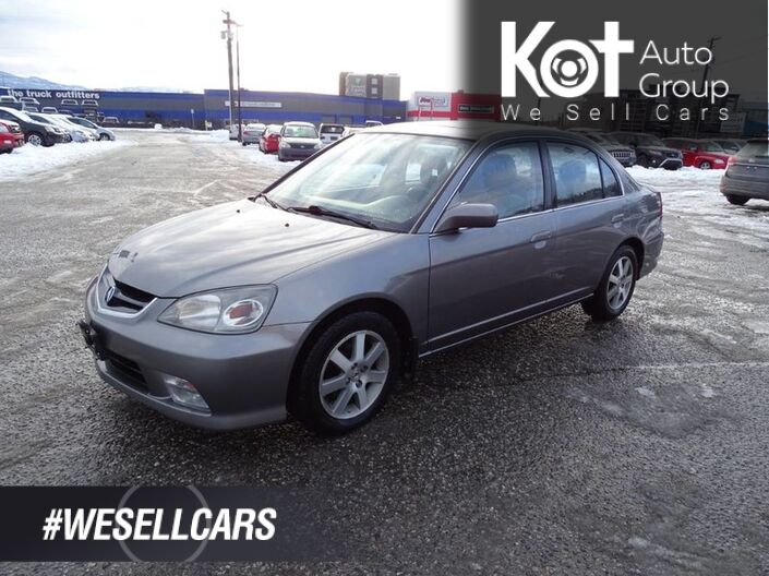 2005 Acura EL Touring, Sunroof, Great Condition Kelowna BC