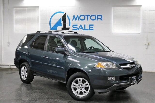 2005 Acura MDX Touring AWD 1 Owner Schaumburg IL