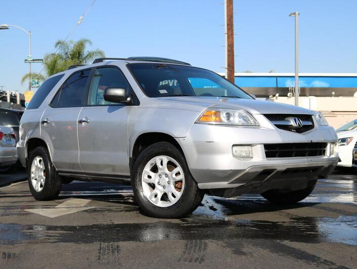 2005 Acura MDX Touring Los Angeles CA