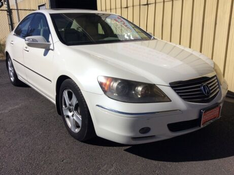 2005 Acura RL 3.5RL with Navigation System Spokane WA