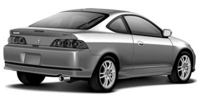 2005 Acura RSX Base Akron OH