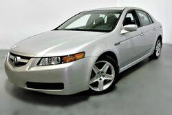 Acura TL 6-Speed MT with Navigation System 2005