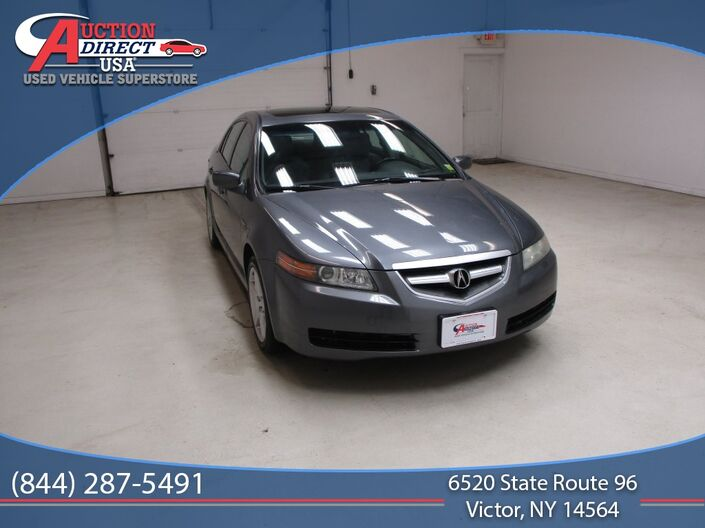 2005 Acura TL Base Raleigh