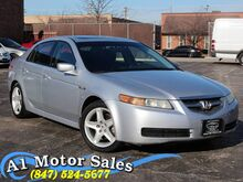 2005_Acura_TL_Heated Leather Moonroof 6CD_ Schaumburg IL