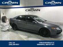 2005_Acura_TL_PREMIUM SAFTIED AND READY TO ROLL_ Winnipeg MB
