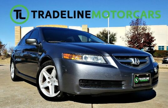 2005 Acura TL SUNROOF, LEATHER, POWER WINDOWS, AND MUCH MORE!!! CARROLLTON TX