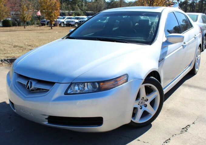2005 Acura TL w/ NAVIGATION & LEATHER SEATS Lilburn GA