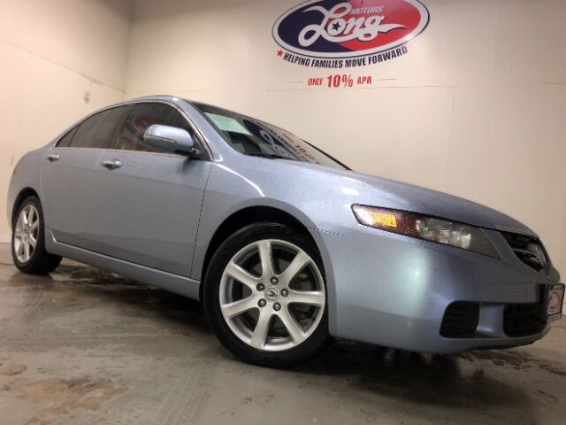2005 Acura TSX 5-Speed AT Georgetown TX