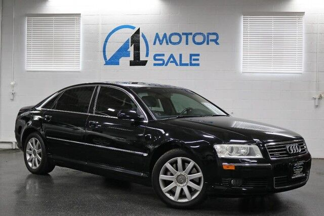 2005 Audi A8 L AWD Convenience/Cold Weather Pkg Schaumburg IL
