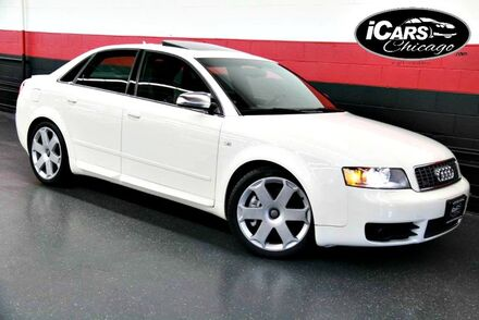 2005_Audi_S4_4dr Sedan_ Chicago IL