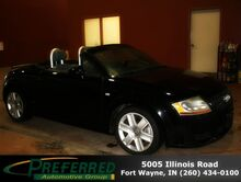 2005_Audi_TT__ Fort Wayne Auburn and Kendallville IN