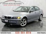 2005 BMW 3 Series 3.0L V6 Engine AWD 330xi xDrive w/ Sunroof, Power & Heated Leather Seats, Android Powered Infotainment System, Bluetooth Wireless Technology, Google Maps Based Navigation System