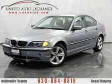 BMW 3 Series 3.0L V6 Engine AWD 330xi xDrive w/ Sunroof, Power & Heated Leather Seats, Android Powered Infotainment System, Bluetooth Wireless Technology, Google Maps Based Navigation System Addison IL
