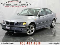 2005_BMW_3 Series_3.0L V6 Engine AWD 330xi xDrive w/ Sunroof, Power & Heated Leather Seats, Android Powered Infotainment System, Bluetooth Wireless Technology, Google Maps Based Navigation System_ Addison IL