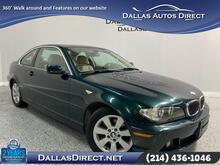 2005_BMW_3 Series_325Ci_ Carrollton  TX