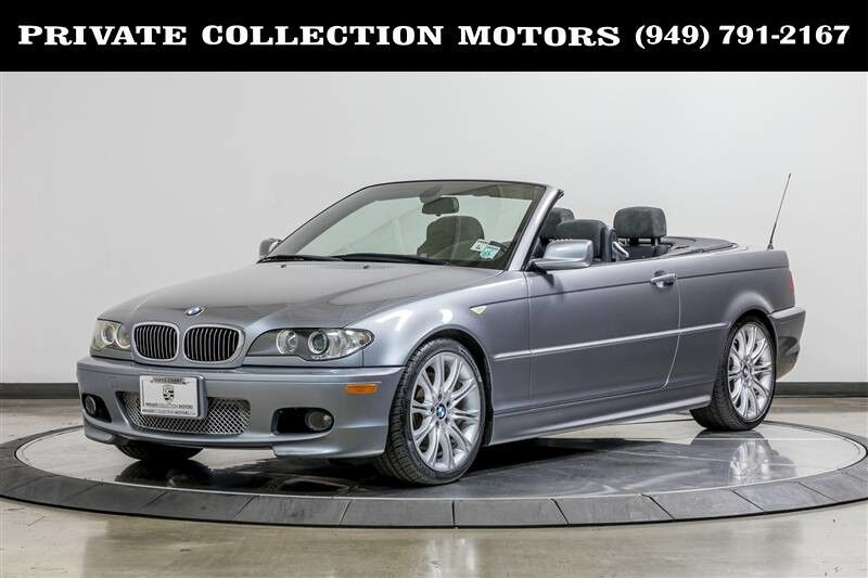2005 BMW 3-Series 330Ci ZHP Performance Costa Mesa CA