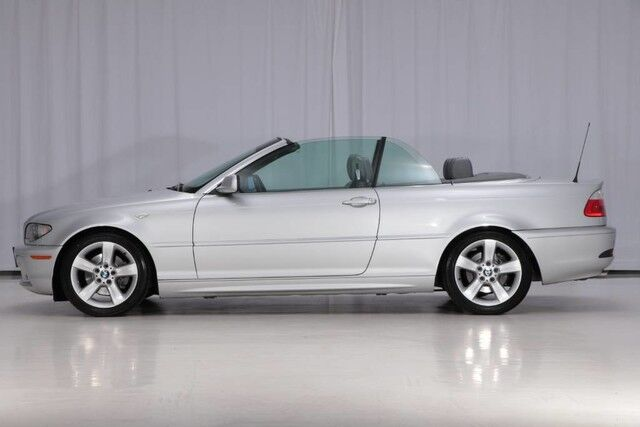 2005 BMW 3 Series Convertible 325Ci 5MT West Chester PA