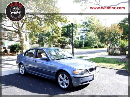 2005_BMW_330xi_Sedan_ Arlington VA