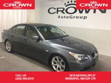 2005_BMW_5 Series_545i/LOW KM_ Winnipeg MB