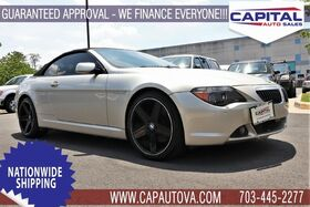 2005_BMW_6 Series_645Ci_ Chantilly VA