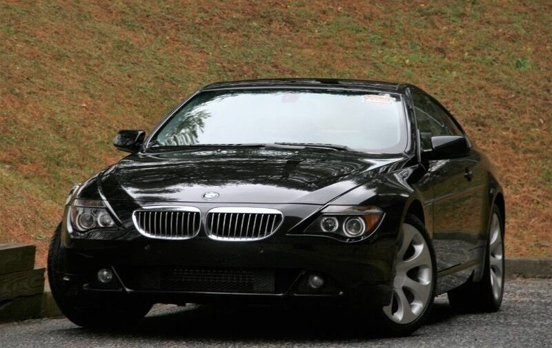2005 BMW 6 Series 645Ci Coupe Sykesville MD