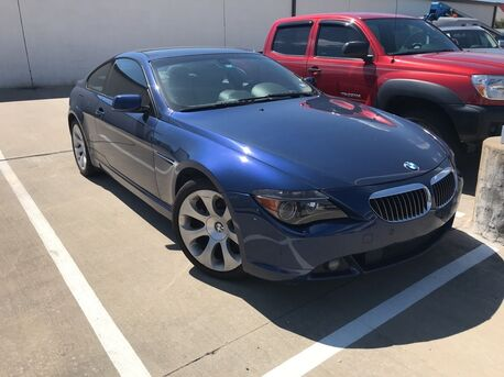 2005_BMW_6 Series_645Ci_ Euless TX