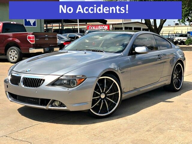 2005_BMW_6 Series_645Ci_ Houston TX