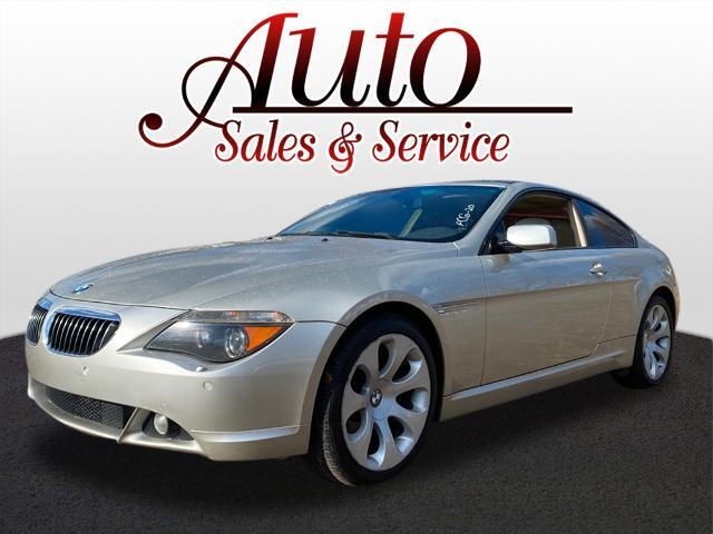 2005 BMW 6 Series 645Ci Indianapolis IN