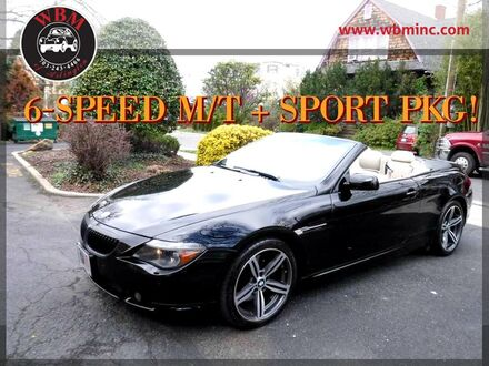 2005_BMW_645Ci_w/ Sport Package_ Arlington VA