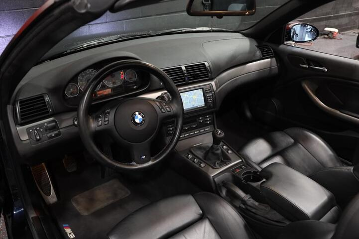 2005 BMW M3 6-Speed Manual 2dr Convertible Chicago IL