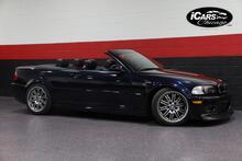 2005 BMW M3 6-Speed Manual 2dr Convertible