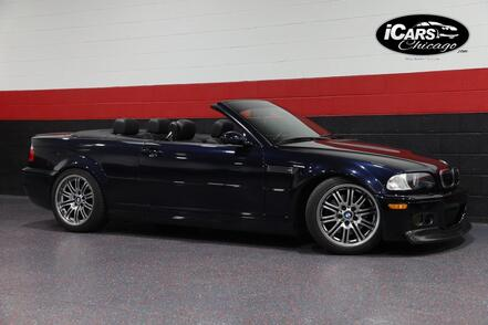 2005_BMW_M3_6-Speed Manual 2dr Convertible_ Chicago IL