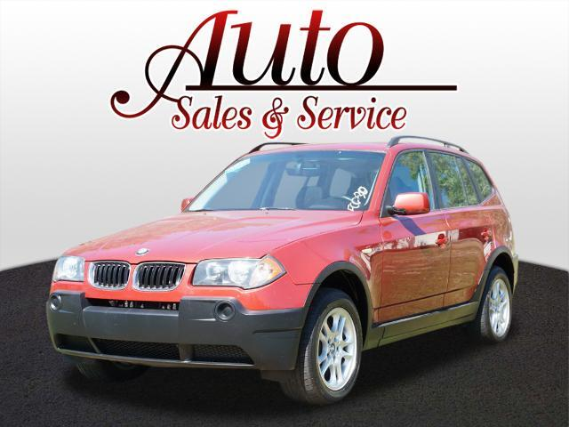 2005 BMW X3 2.5i Indianapolis IN