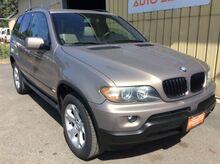 2005_BMW_X5_3.0i_ Spokane WA