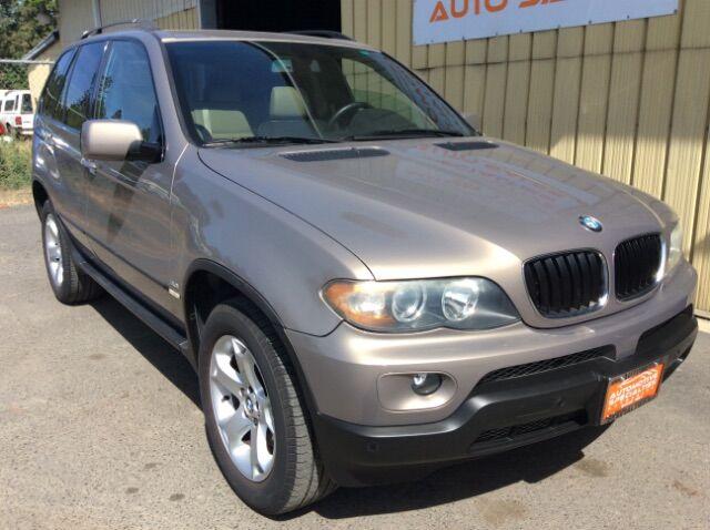 2005 BMW X5 3.0i Spokane WA