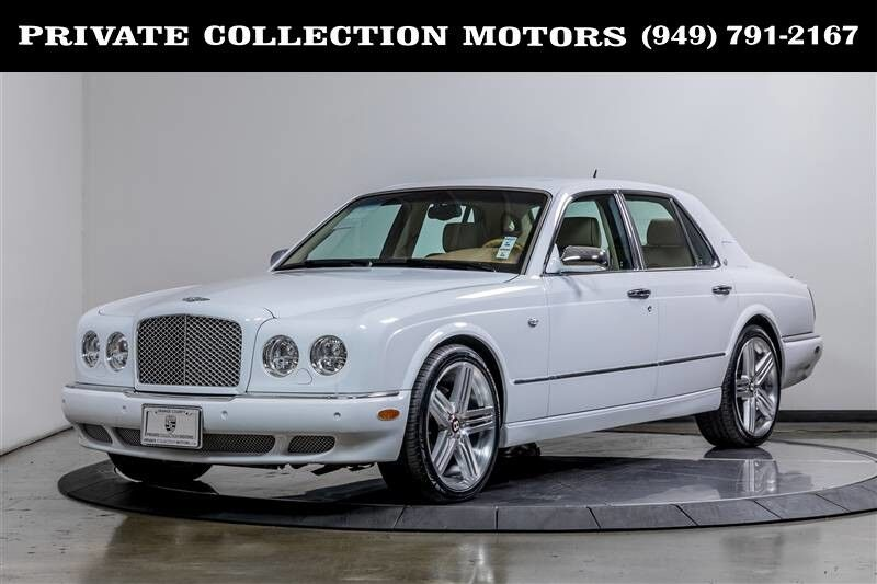2005_Bentley_Arnage_R 2 Owner Clean Carfax_ Costa Mesa CA
